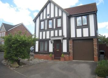 Thumbnail 4 bedroom property to rent in Bunyan Close, Thorpe St. Andrew, Norwich