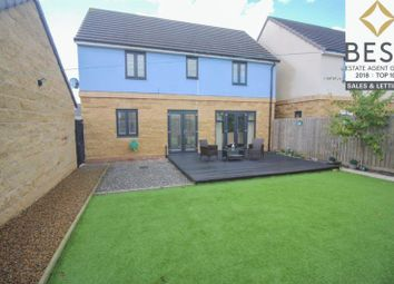 Thumbnail 4 bed detached house for sale in King Oswald Drive, Blaydon-On-Tyne