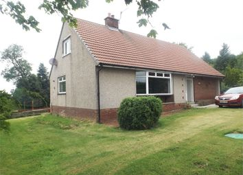 Thumbnail 4 bed detached bungalow for sale in Millrigg Road, Wiston, Biggar, South Lanarkshire