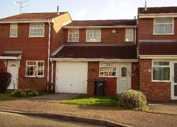 Thumbnail 2 bedroom town house to rent in Appletree Road, Hatton, Derby
