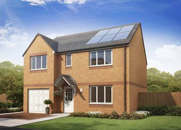"Thumbnail 5 bed detached house for sale in ""The Thornwood"" at Dunlop Road, Stewarton, Kilmarnock"