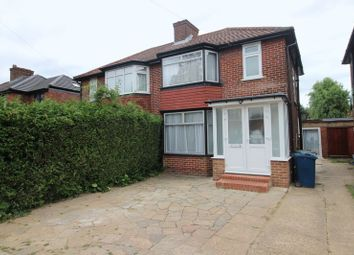 Thumbnail 3 bed semi-detached house to rent in Anmersh Grove, Stanmore