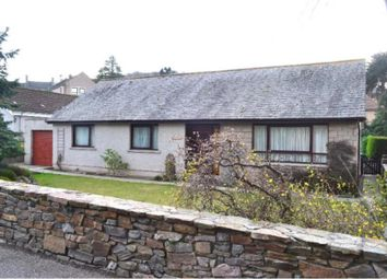 Thumbnail 3 bed detached bungalow to rent in Dun Coille, 17 Croft Road, Forres