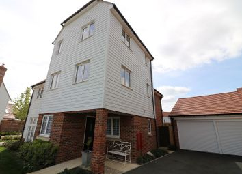 Thumbnail 4 bed property to rent in Song Thrush Drive, Ashford
