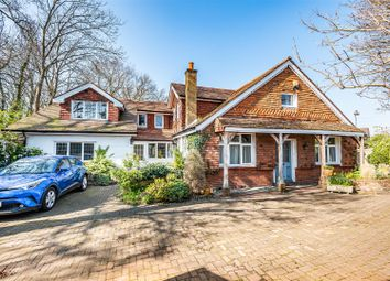 Chessington Road, West Ewell, Epsom KT19. 4 bed detached house for sale