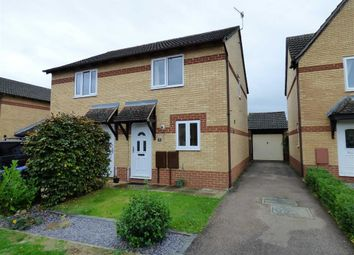 Thumbnail 2 bed semi-detached house for sale in Heron Close, Woodford Halse, Northants