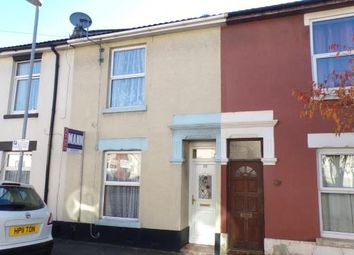 Thumbnail 2 bed terraced house for sale in Lower Derby Road, Portsmouth