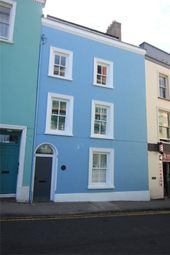 Thumbnail 4 bed terraced house for sale in The Norton, Tenby, Pembrokeshire