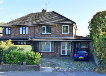 3 bed semi-detached house for sale in Pilgrims Way West, Otford, Sevenoaks TN14