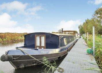 Prickwillow Road, Isleham, Ely CB7. 1 bed houseboat for sale
