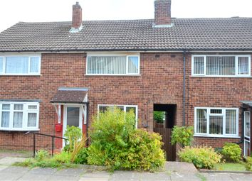 Thumbnail 2 bed terraced house for sale in Denham Avenue, Allesley Park, Coventry, West Midlands