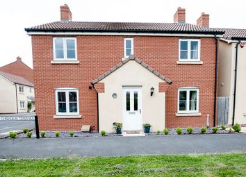 Thumbnail 4 bedroom detached house for sale in Chisholm Terrace, Weston-Super-Mare, Somerset