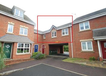 Thumbnail 1 bed flat for sale in Tuffleys Way, Braunstone, Leicester