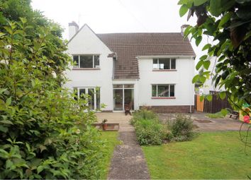 4 bed detached house for sale in Chepstow Road, Newport NP18