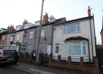 3 bed end terrace house for sale in Bowling Street, Mansfield, Notts NG18