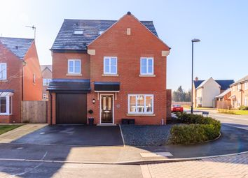Thumbnail 4 bed detached house for sale in Greengage Close, Malton
