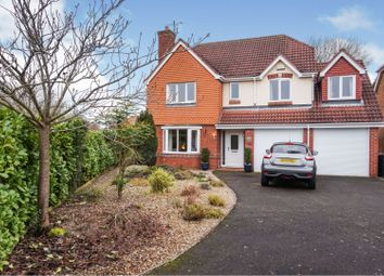 Thumbnail 5 bed detached house for sale in Woods Meadow, Elvaston