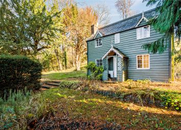 Thumbnail 3 bed detached house for sale in Church Road, Woldingham, Caterham, Surrey