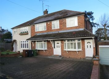 Thumbnail 5 bed semi-detached house to rent in Wayside Avenue, Bushey, Hertfordshire