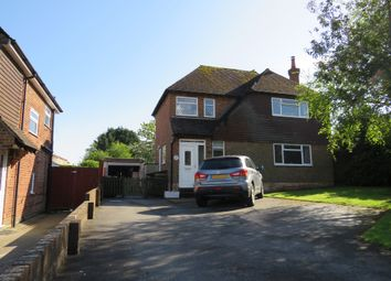 Thumbnail 4 bed detached house for sale in Harebeating Drive, Hailsham