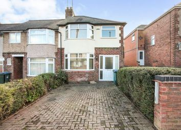 Thumbnail 3 bed end terrace house for sale in Edward Road, Keresley, Coventry, West Midlands