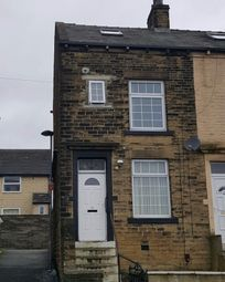 Thumbnail 4 bed terraced house to rent in Lindley Road, Bradford