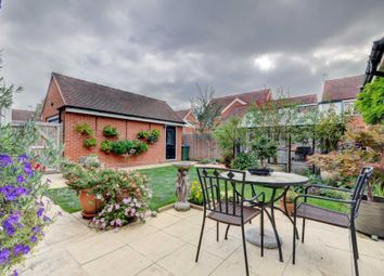 Thumbnail 5 bed detached house for sale in Perrine Close, Aylesbury