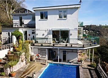 Thumbnail 5 bedroom detached house for sale in Swannaton Road, Dartmouth