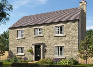 Thumbnail 4 bed detached house for sale in The Moreton, Brook Street, Congleton, Cheshire