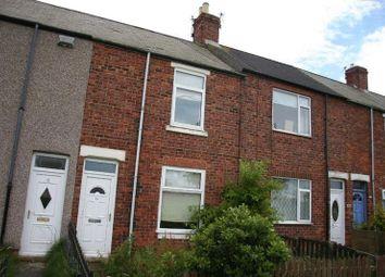 Thumbnail 2 bed terraced house for sale in Monkseaton Terrace, Ashington