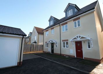 Thumbnail 4 bed end terrace house for sale in Broad Lane, Yate, Bristol