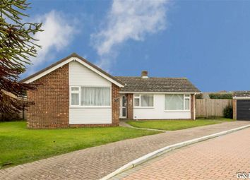 Thumbnail 4 bed detached bungalow for sale in Downs Way, Sellindge, Ashford