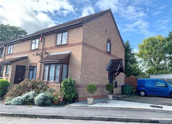 Thumbnail 2 bed end terrace house for sale in St. Augustine Gardens, Southampton, Hampshire