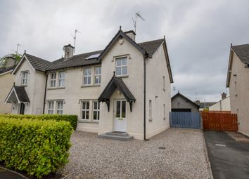 Thumbnail 3 bed semi-detached house for sale in Strawhill Manor, Donaghcloney