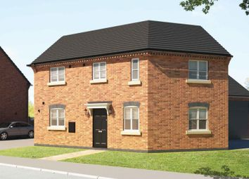 Thumbnail 3 bed semi-detached house for sale in Plot 16 The Redcar, Burfield Walk, Lincoln