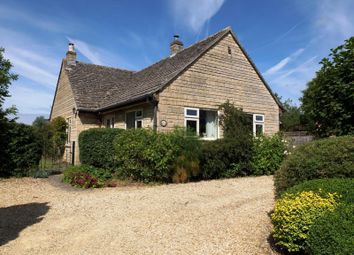 Thumbnail 4 bed bungalow to rent in Cranmore Lane, Shipton Moyne, Tetbury