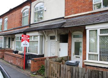 2 bed terraced house for sale in Saffron Lane, Aylestone, Leicester LE2