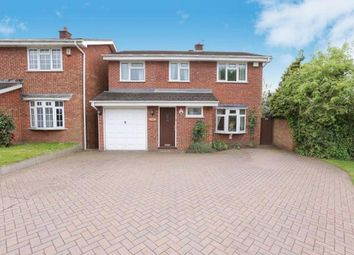 Thumbnail 4 bedroom detached house to rent in Richmond Drive, Perton, Wolverhampton