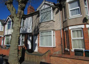 Thumbnail 4 bedroom terraced house to rent in Earlsdon Avenue North, Earlsdon, Coventry