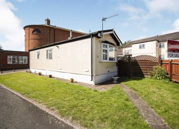 Thumbnail Mobile/park home for sale in Wootton Hall, Wootton Wawen, Henley-In-Arden