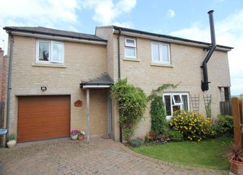 Thumbnail 4 bed detached house for sale in Ely Road, Littleport, Ely
