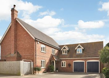 Thumbnail 5 bed detached house for sale in Normanton Court, Normanton, Bottesford, Nottingham
