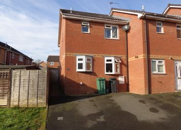 Thumbnail 2 bedroom end terrace house for sale in Nelson Drive, Cowes
