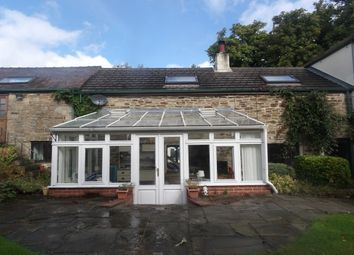 Thumbnail 3 bed barn conversion to rent in The Coach House, Matlock Road, Cheaterfield.