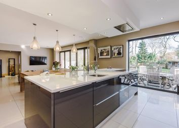 Thumbnail 5 bedroom detached house for sale in Woodstock Drive, Worsley, Manchester