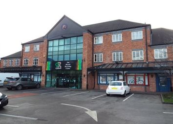 Thumbnail 1 bed flat to rent in Newhall, Cannock