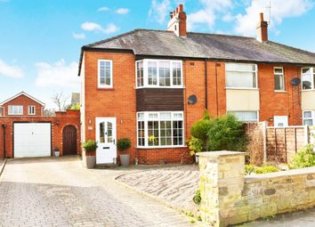 Thumbnail 3 bed semi-detached house for sale in Halfpenny Lane, Knaresborough, North Yorkshire