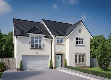"Thumbnail 5 bedroom detached house for sale in ""The Garvie"" at Cassidy Wynd, Balerno"