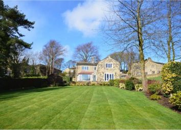 Thumbnail 4 bed detached house for sale in Lower Hoyle Green Warley, Halifax