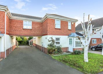 Thumbnail 3 bed link-detached house for sale in Abbotsford Road, Ashby-De-La-Zouch